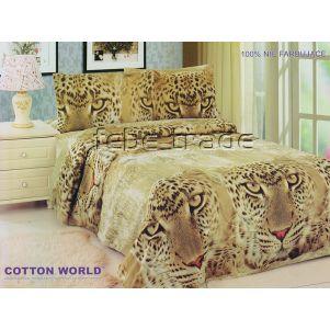 Pościel 3D - Cotton World - FSP-354 - 160x200 cm - 4 cz