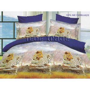 Pościel 3D - Cotton World - FSP-357 - 220x200 cm - 4 cz