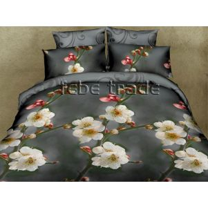 Pościel 3D - Cotton World - FSP-735 - 220x200 cm - 4 cz
