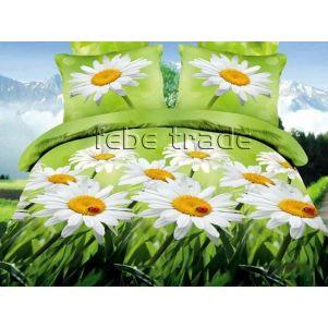 Pościel 3D - Cotton World - FSP-737 - 220x200 cm - 4 cz