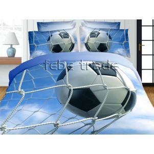 Pościel 3D - Cotton World - FSB-408 - 180x200 cm - 4 cz