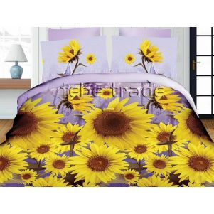 Pościel 3D - Cotton World - FST-1710 - 220x200 cm - 3 cz
