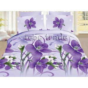 Pościel 3D - Cotton World - FST-1710 - 160x200 cm - 3 cz