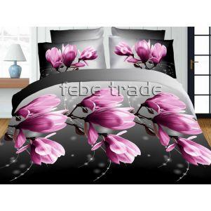Pościel 3D - Cotton World - FST-1711 - 220x200 cm - 3 cz
