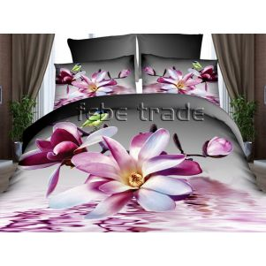 Pościel 3D - Cotton World - FPW-236 - 220x200 cm - 6 cz