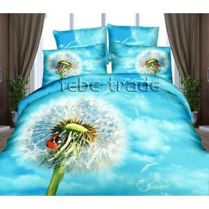 Pościel 3D - Cotton World - FPW-282 - 160x200 cm - 3 cz