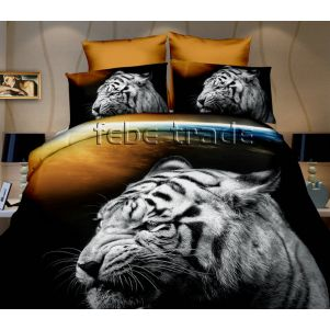 Pościel 3D - Cotton World - FPP-270 - 160x200 cm - 4 cz