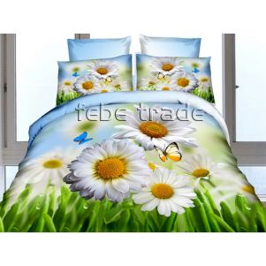 Pościel 3D - Cotton World - FSP-733 - 180x200 cm - 4 cz