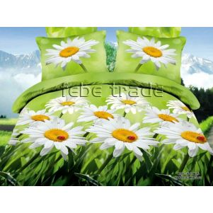 Pościel 3D - Cotton World - FSB-399 - 180x200 cm - 4 cz