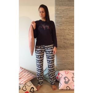 Piżama damska BENTER 65585