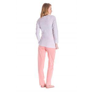 Piżama damska BENTER 65611