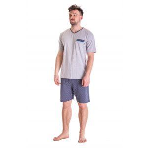 Piżama męska LEMON AK5430