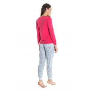 Piżama damska LEMON BH7802