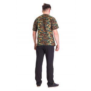 Koszulka męska MORO-BLOSSOM F130-ARO