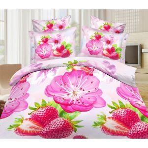 Pościel 3D - Cotton World - FSH-406 - 220x200 cm - 3 cz