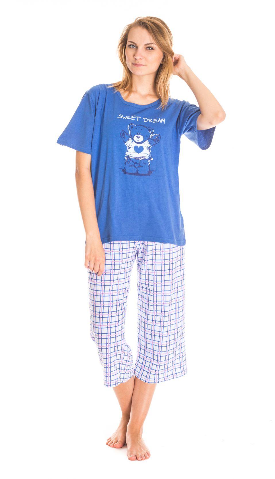 Ladies pajama LEMON BK4132