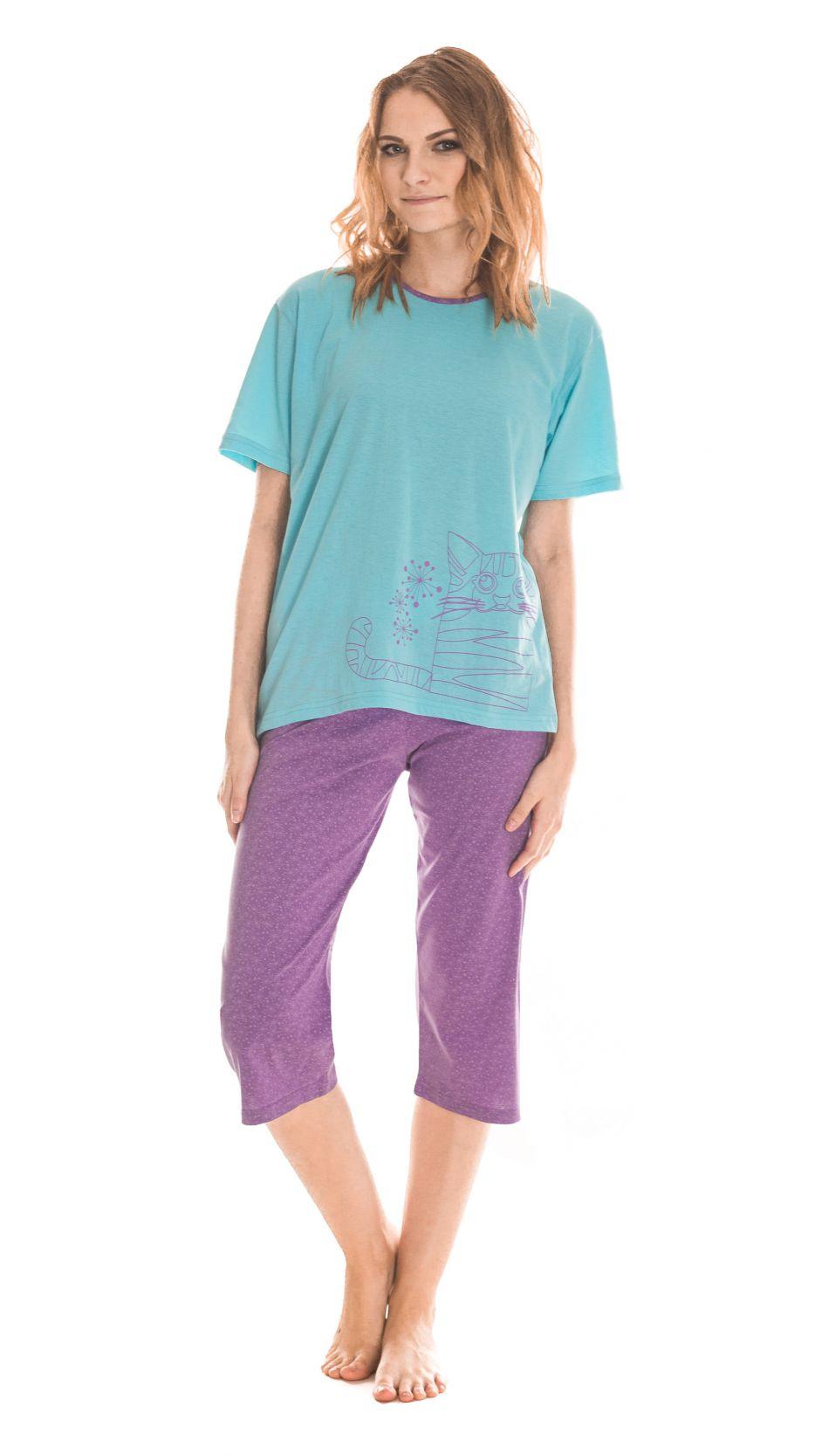 Ladies pajama LEMON BK0102