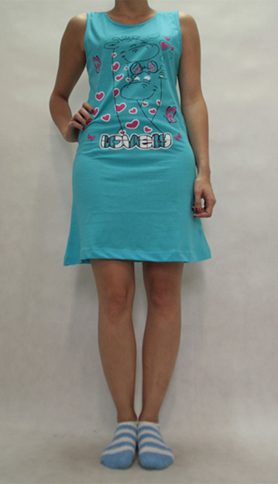 Nightgown FEBE - SNC - KNT032
