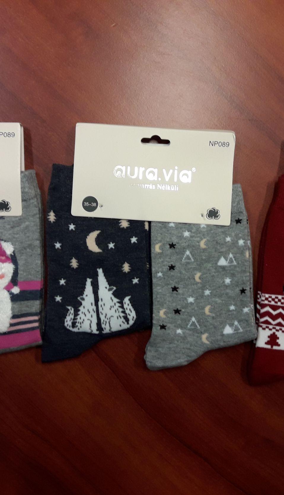 Womens socks AURA.VIA - NP 089