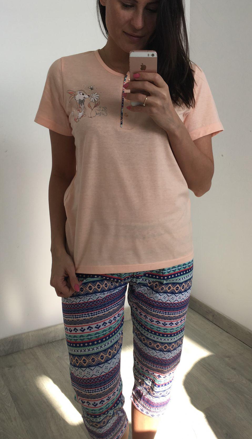 Ladies pajama LEMON BR8302