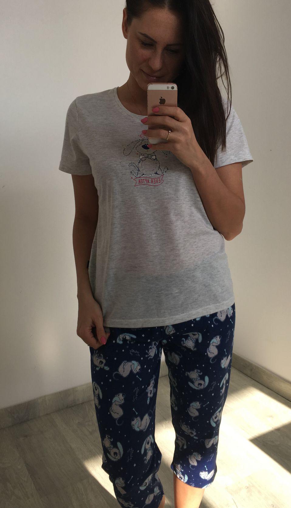 Ladies pajama LEMON BR8317