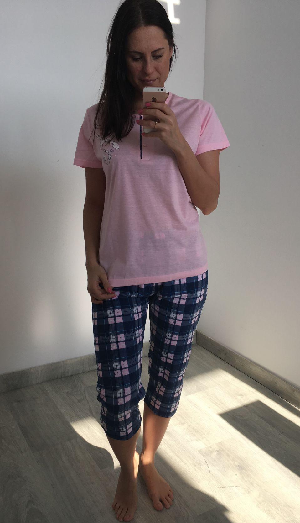 Ladies pajama LEMON BR8326