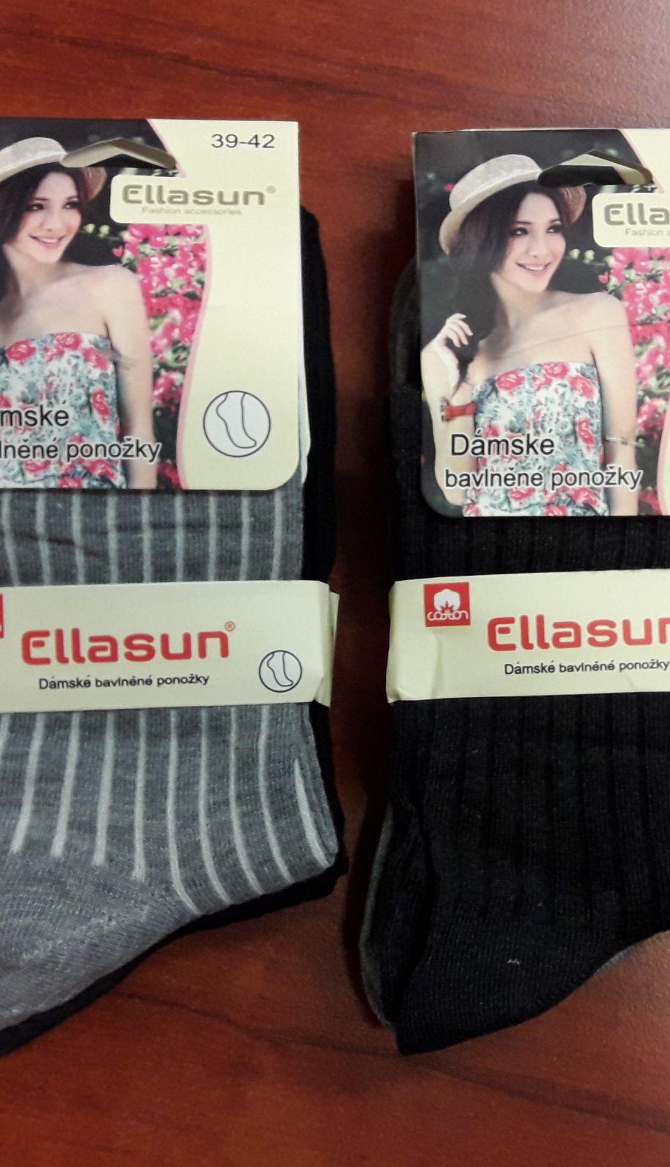 Womens socks  Ellasun- ZW1937B