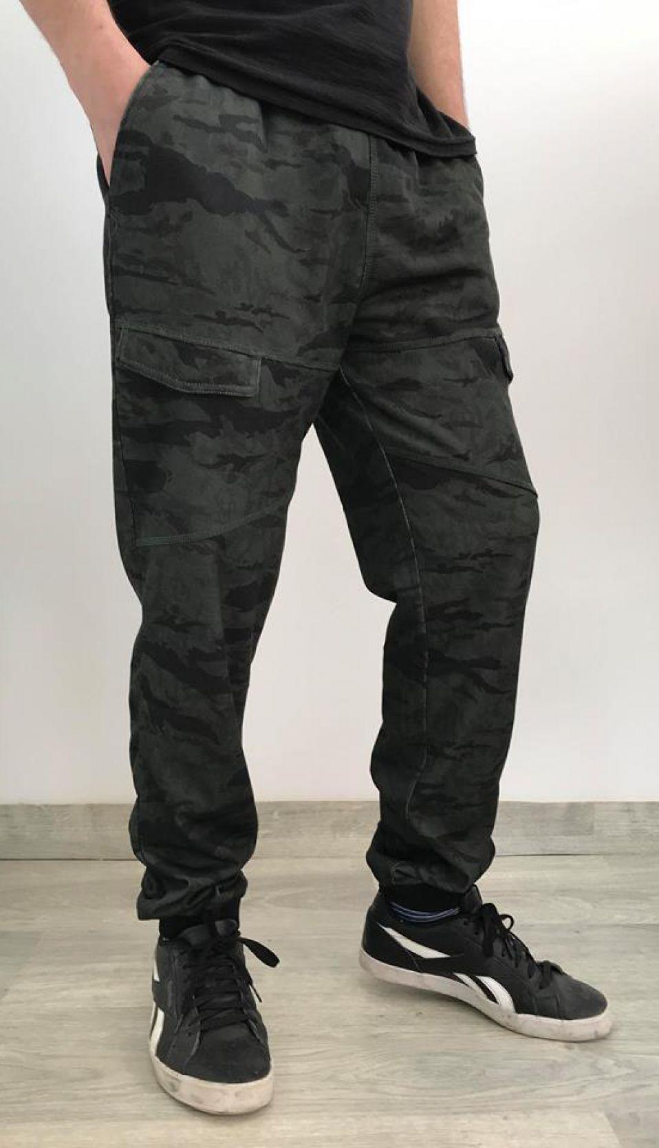 Men's trousers EPISTER 57501