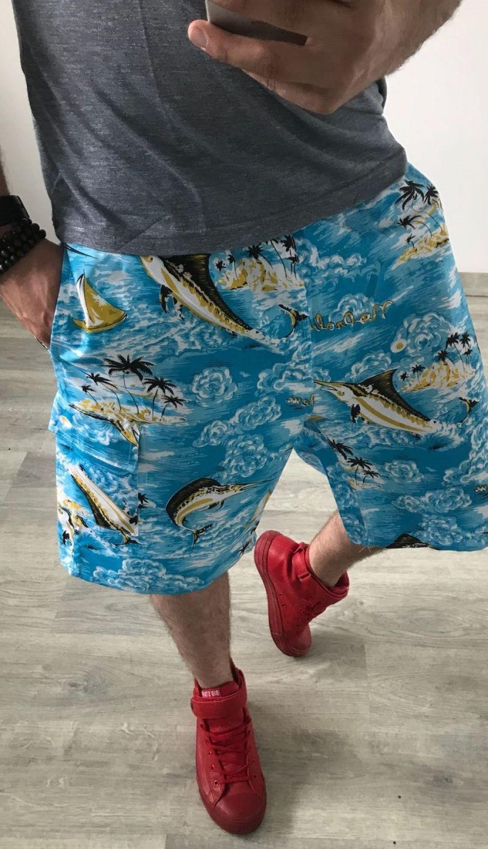 Men shorts FJJ - 17003