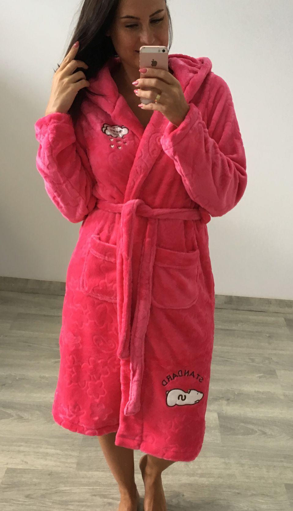 Women bathrobe Temster - 23443