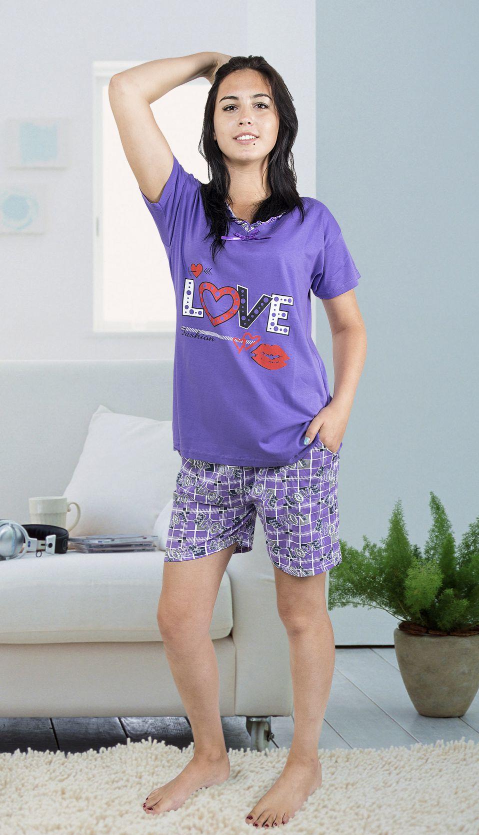 Ladies turkish pajama SNC-1170