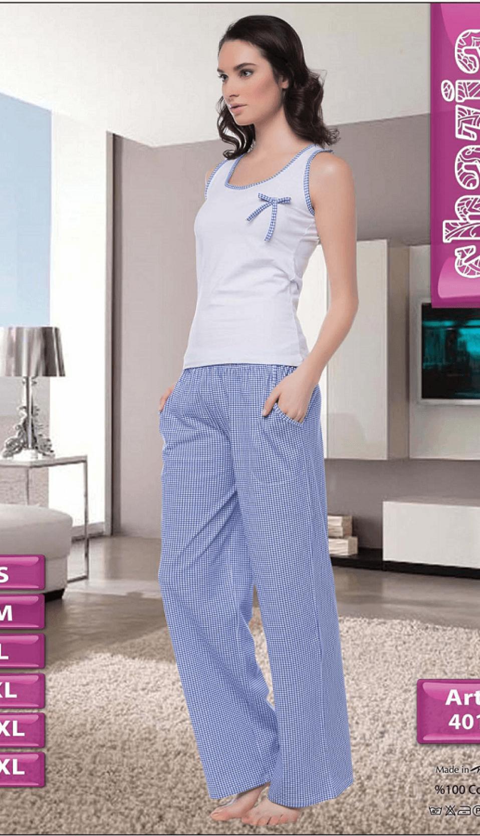 Ladies pajama SHAZIA S-401