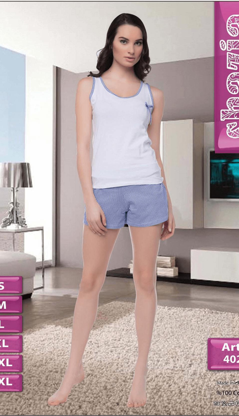 Ladies pajama SHAZIA S-402