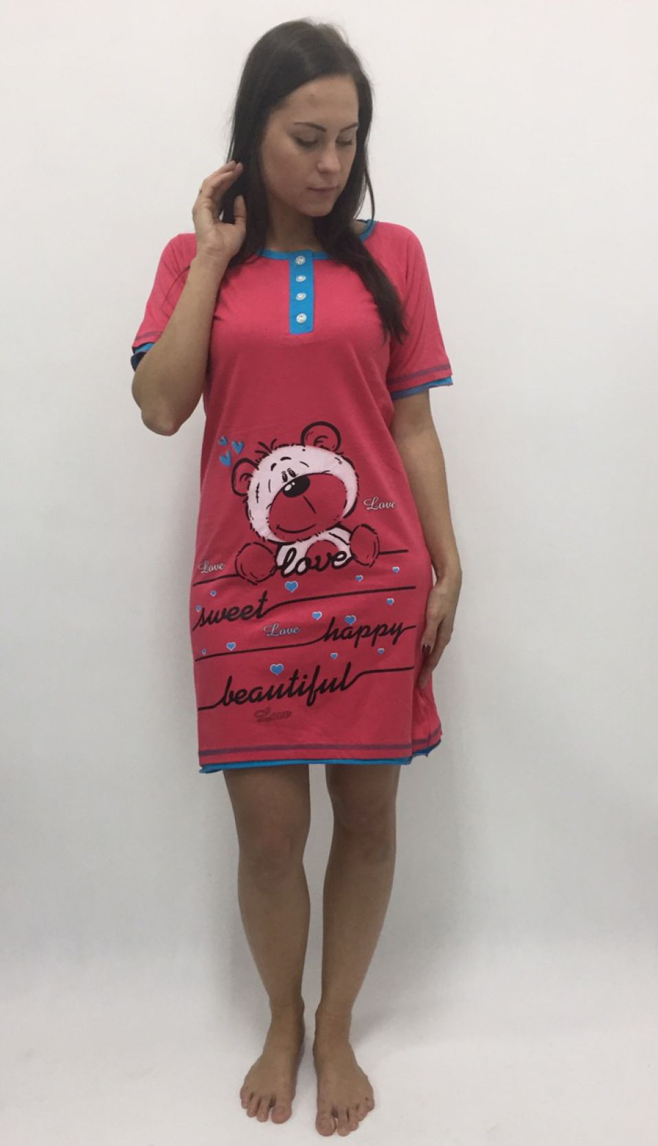 Nightgown ERCAN 3023